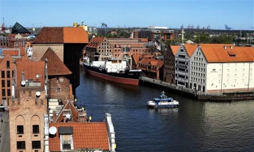 Zdjęcie POLSKA / Pomorze / Gdańsk / Bardzo krótki rejs