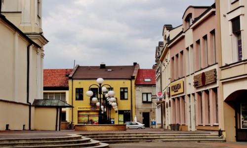 Zdjecie POLSKA / województwo łódzkie / Wieluń / Pasaż Pijarski