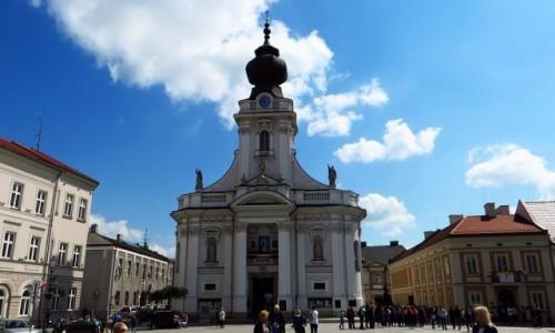Zdjęcie POLSKA / Małopolska / Wadowice / Bazylika Ofiarowania Najświętszej Marii Panny