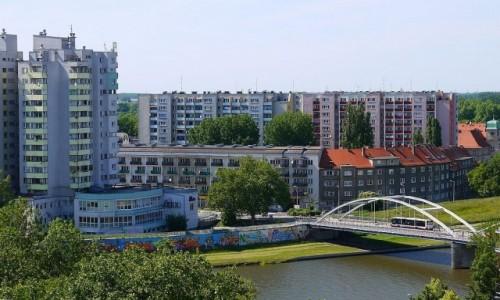 Zdjecie POLSKA / opolskie / Opole / Widok na most