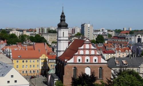 POLSKA / opolskie / Opole / Miejsce urzędowania Franciszkanów