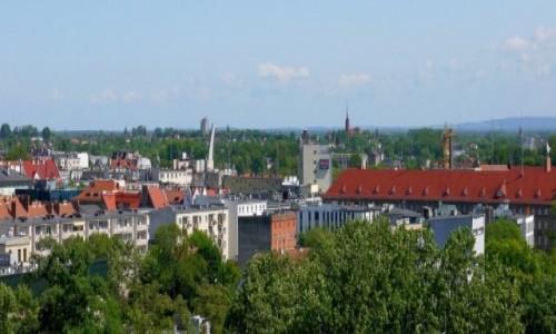 Zdjecie POLSKA / opolskie / Opole / Panorama wschodnia