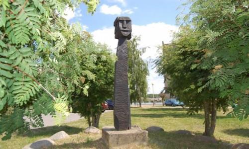 Zdjęcie POLSKA / zachodniopomorskie / Wolin / Świętowit w Wolinie - miejsce odnalezienia figurki