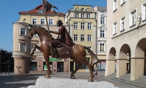Zdjecie POLSKA / opolskie / Opole / Książę Kazimierz I Opolski