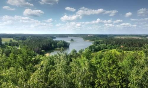 Zdjecie POLSKA / warmińsko-mazurskie / Stare Juchy / Jezioro Jędzelewo