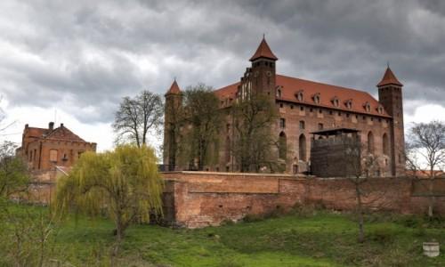 Zdjecie POLSKA / pomorskie / Gniew / Zamek w Gniewie