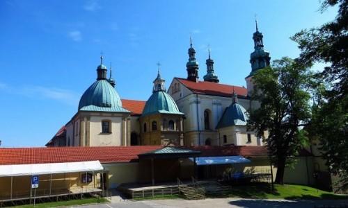Zdjęcie POLSKA / Małopolska / Kalwaria Zebrzydowska / Sanktuarium pasyjno-maryjne