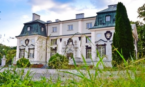 Zdjecie POLSKA / Podkarpacie / Rzeszów / Letni Pałac Lubomirskich