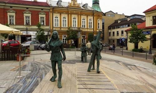 Zdjęcie POLSKA / Małopolska / Wieliczka / rynek
