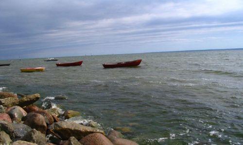 Zdjecie POLSKA / brak / kuznica / łódki