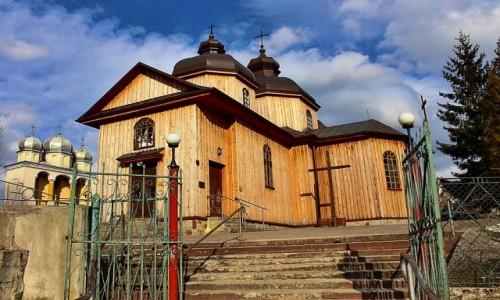 Zdjecie POLSKA / Podkarpacie / Jurowce / Na szlaku architektury drewnianej