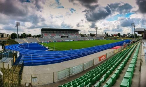 Zdjecie POLSKA / Wielkopolska / Kalisz / stadion miejski