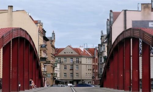 Zdjecie POLSKA / Wielkopolska / Poznań / Most Biskupa Jordana
