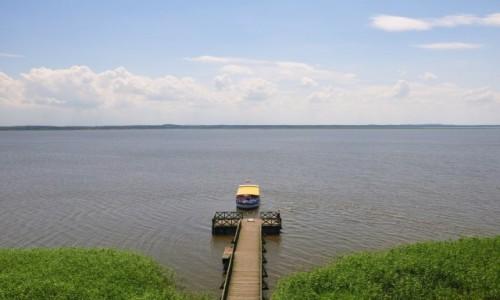 Zdjecie POLSKA / pomorskie / Łeba / Jezioro Łebsko