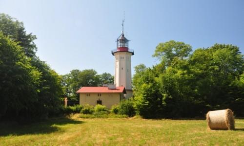 Zdjęcie POLSKA / pomorskie / Rozewie / Druga latarnia w Rozewiu