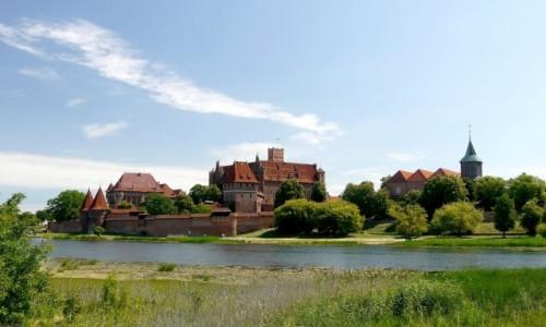 Zdjęcie POLSKA / pomorskie / Malbork / Malbork, zamek krzyżacki