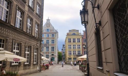 Zdjecie POLSKA / pomorskie / Gdańsk / Uliczkami Gdańska