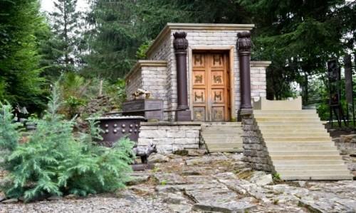 Zdjecie POLSKA / Podkarpacie / Myczkowce / Świątynia Salomona