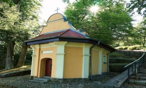 Zdjęcie POLSKA / Pomorze / Kalwaria Wejherowska / Kaplica Grobu Matki Bożej