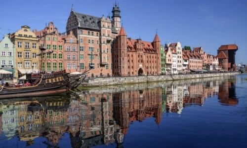 POLSKA / pomorskie / Gdańsk / Długie Pobrzeże