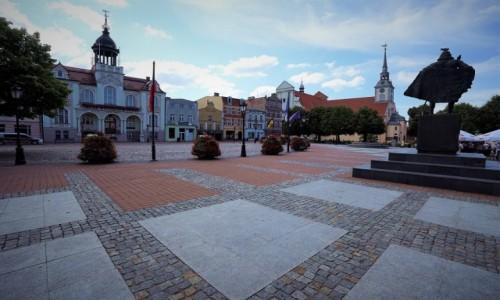 Zdjęcie POLSKA / Pomorze / Wejherowo / Rynek