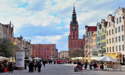 Zdjecie POLSKA / Pomorze / Gdańsk / na Długiej...