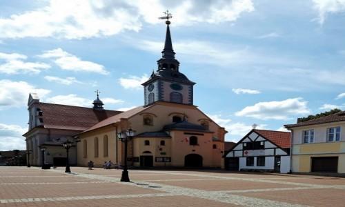 Zdjęcie POLSKA / Pomorze / Wejherowo / Kolegiata Świętej Trójcy