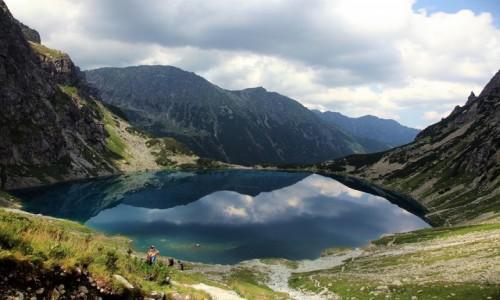 Zdjęcie POLSKA / Tatry / . / Czarny Staw pod Rysami