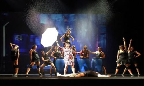 Zdjecie POLSKA / Pomorze / Gdański Teatr Szekspirowski / Scena z musicalu