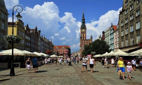 Zdjęcie POLSKA / Pomorze / Gdańsk / Długi Targ