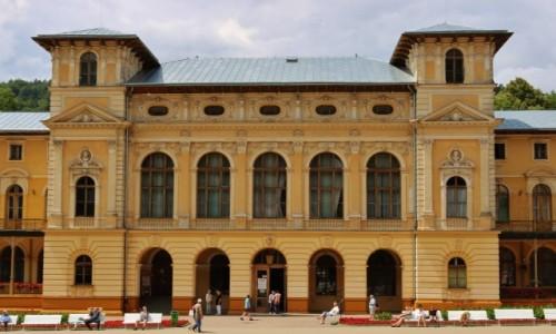 Zdjecie POLSKA / Beskid Sądecki / Krynica / Stary Dom Zdrojowy