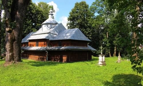 Zdjęcie POLSKA / Podkarpacie / Rabe / Na szlaku architektury drewnianej