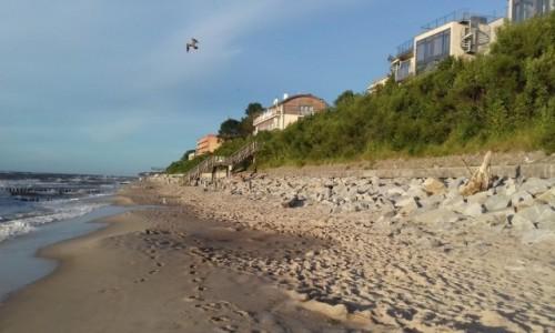 Zdjęcie POLSKA / zachodnioporskie / Ustronie Morskim / spacerując