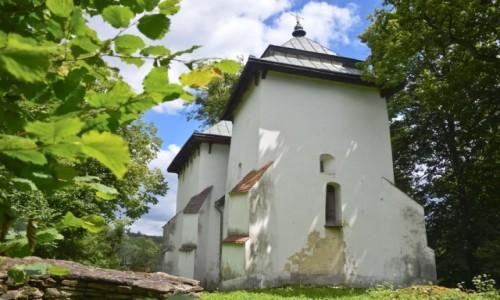 Zdjecie POLSKA / Podkarpacie / Posada Rybotycka / Broniła...