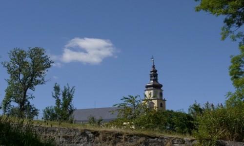 Zdjęcie POLSKA / dolnośląskie / Chełmsko Śląskie / Na wzgórzu