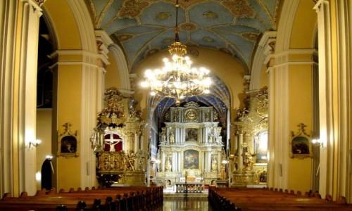 Zdjecie POLSKA / Wielkopolska / Kalisz / Kaliska katedra.