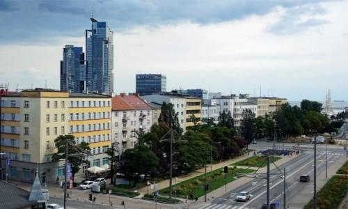 Zdjecie POLSKA / Pomorze / Gdynia / Skwer Kościuszki