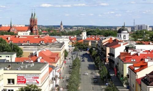 Zdjecie POLSKA / Podlasie / Białystok / Lato w moim mieście.