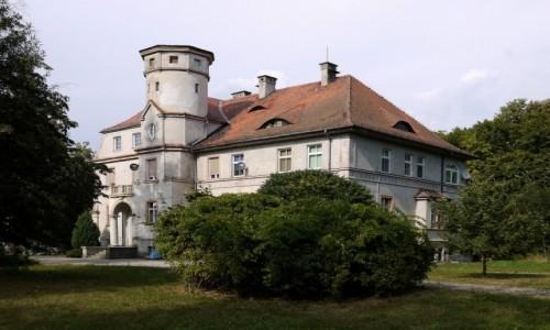 Zdjecie POLSKA / opolskie / Kopice / Pałac willa, zarządcy dyrektora