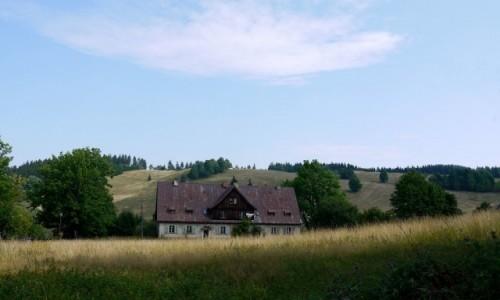 Zdjęcie POLSKA / dolnosląskie / Rybnica Leśna / Okolica Góry Waligóry
