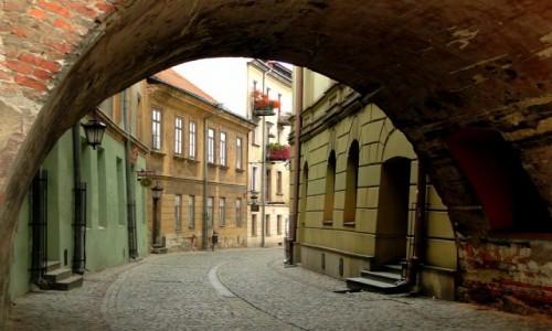 Zdjęcie POLSKA / Lubelszczyzna / Lublin / Weekend w Lublinie - rzut oka na Rybną.