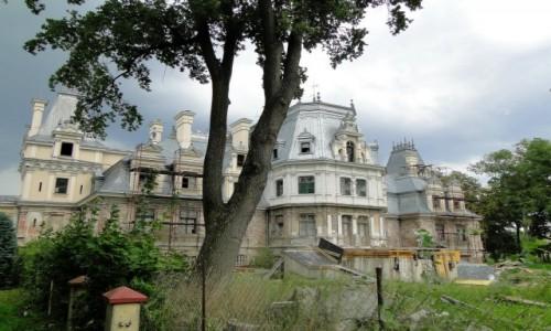 Zdjęcie POLSKA / Mazowsze / Guzów / Pałac Sobańskich - przywracanie świetności.