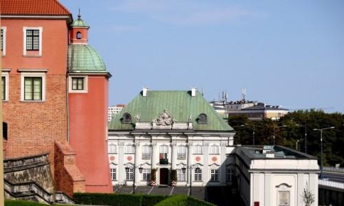 Zdjęcie POLSKA / mazowieckie / Warszawa / Pałac pod blachą