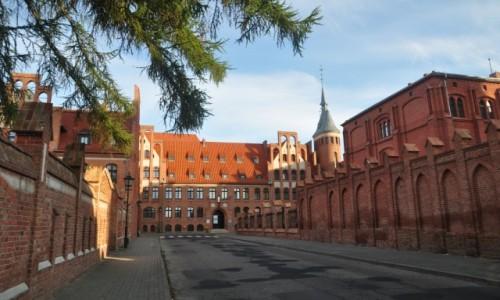 Zdjęcie POLSKA / kujawsko-pomorskie / Chełmno / Zespół klasztorny w Chełmnie