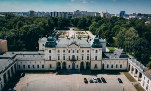 Zdjecie POLSKA / Podlasie / Białystok / Pałac i ogród Branickich w Białymstoku