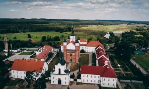 Zdjecie POLSKA / Podlasie / Białystok / Supraśl Monaster