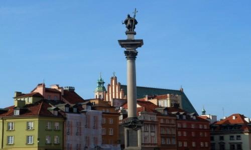 Zdjęcie POLSKA / mazowieckie / Warszawa / Zygmunt