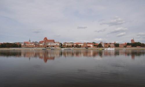Zdjecie POLSKA / kujawsko-pomorskie / Toruń / Toruński standard fotograficzny czyli panorama miasta
