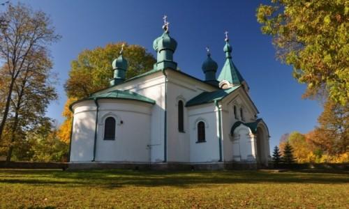 Zdjecie POLSKA / podlaskie / Nowoberezowo / Nowoberezowo, cerkiew