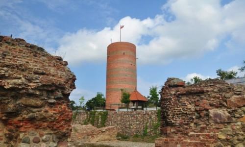 POLSKA / kujawsko-pomorskie / Grudziądz / Wieża Klimek w Grudziądzu